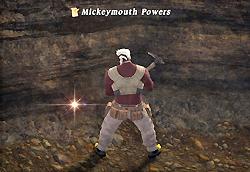 Mickeymouth Powers