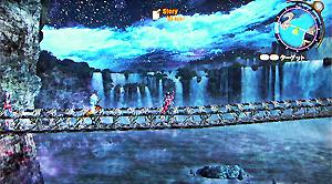 イチのつり橋