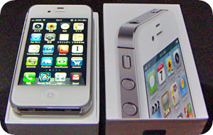 iPhone 4S 16GB W