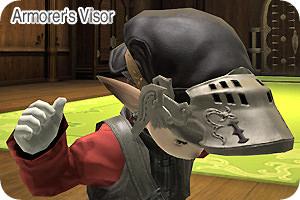 armorer's-visor